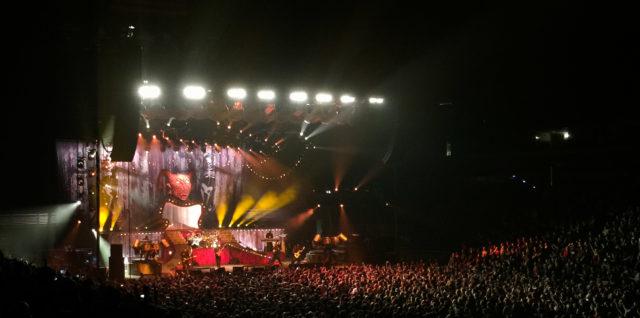 Slipknot's Prepare for Death tour