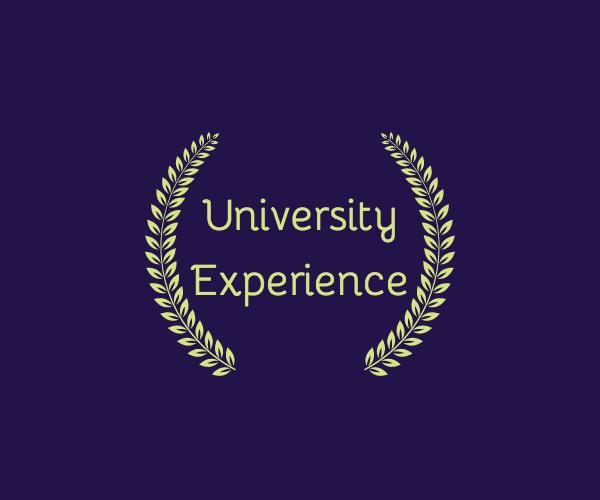 university experience