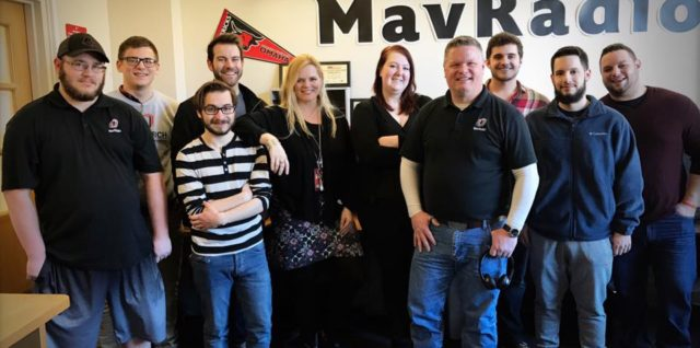 MavRadio Wins Big in National Competition