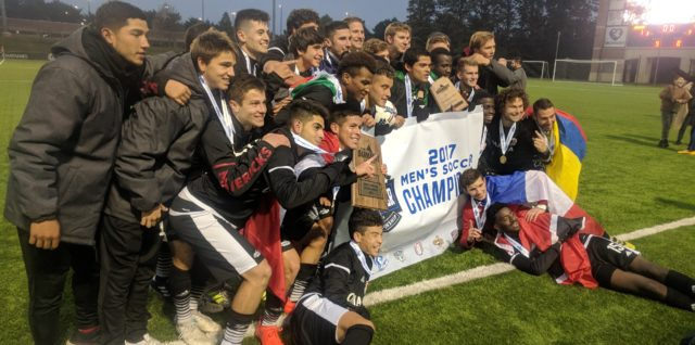 Omaha Soccer Set Their Sights On the NCAA Championship.