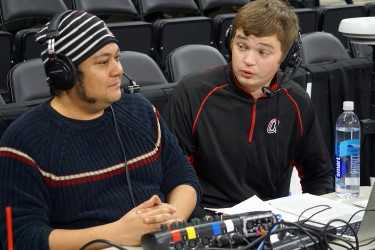 MavRadio Sports Continues to Call All Home Basketball, Hockey and Baseball Games in 2018